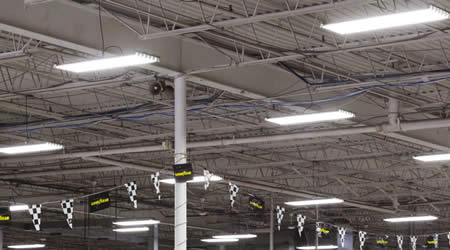 Institutional / Schools Lighting Retrofit Program